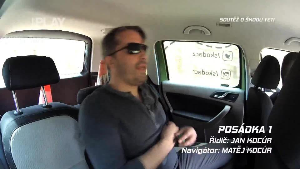 Soutěž o Škoda Yeti 8. kolo