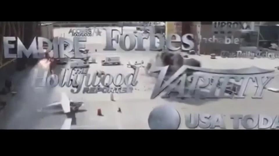 TV SPOT: Spider-Man v Kapitánu Amerikovi 3