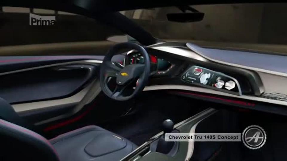 Chevrolet Tru 140 S