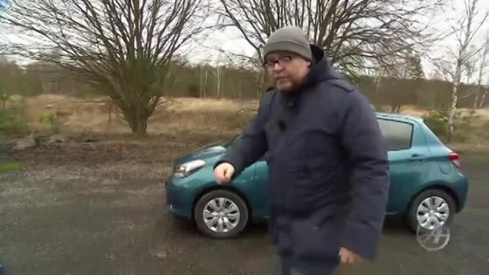 Toyota Yaris 1,33 Dual VVT-i Active