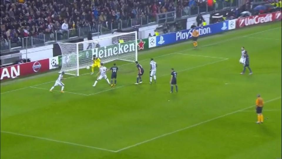 Vlastní gól - Roberto 65 (4.11.2014)