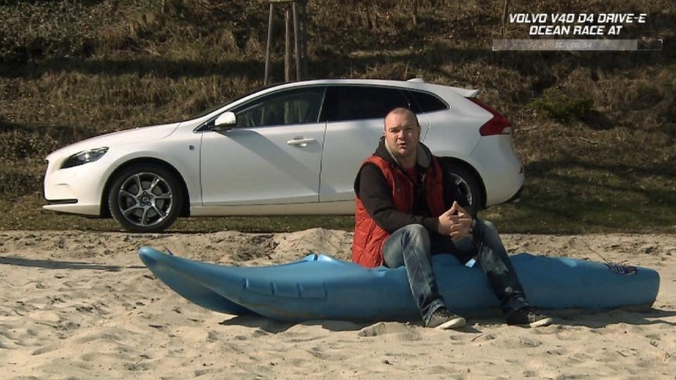 Volvo V40 D4 2,0 Drive-E Ocean Race AT