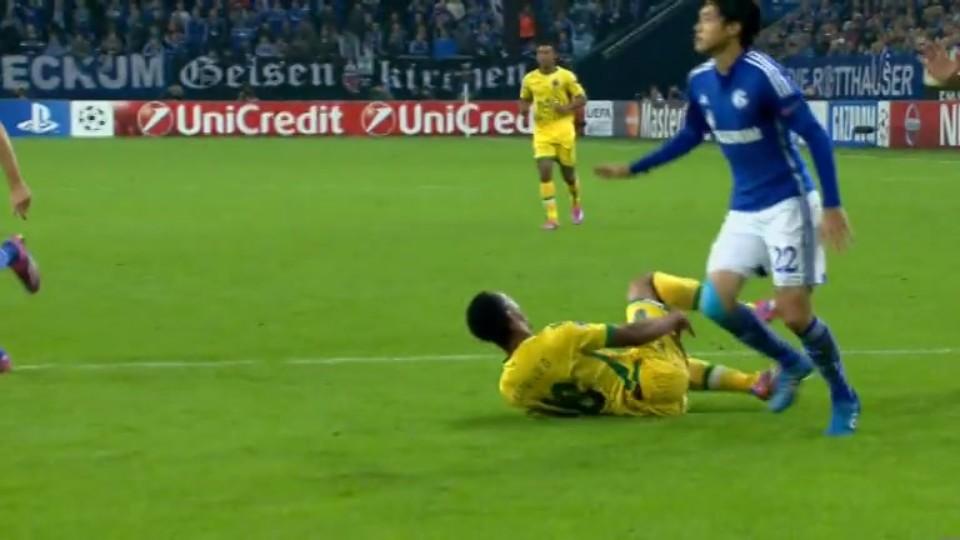 Penalta - Adrien Silva 63 (21.10.2014)