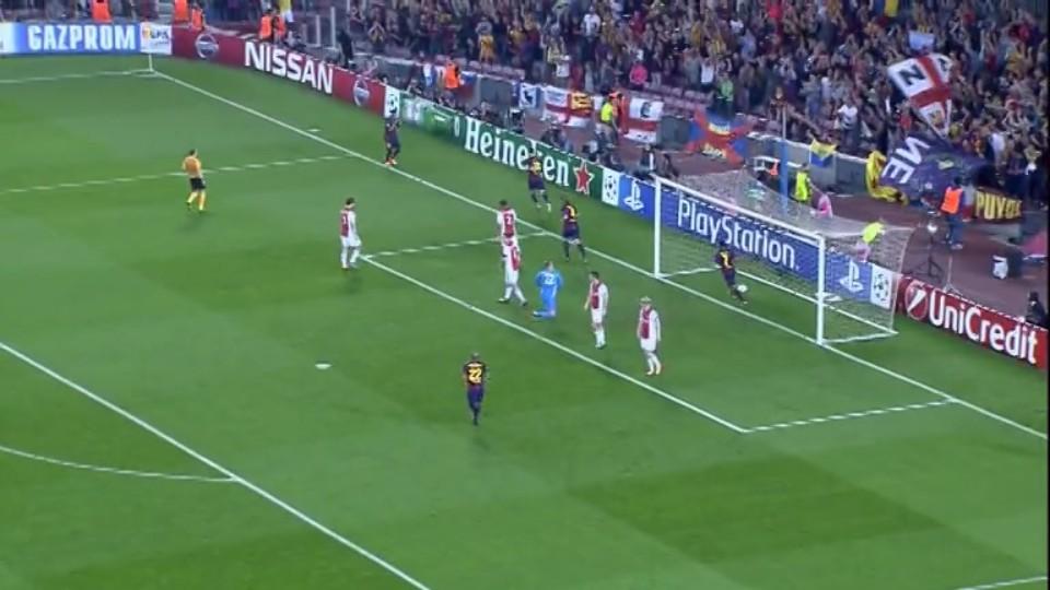 Gól - Neymar 7 (21.10.2014)