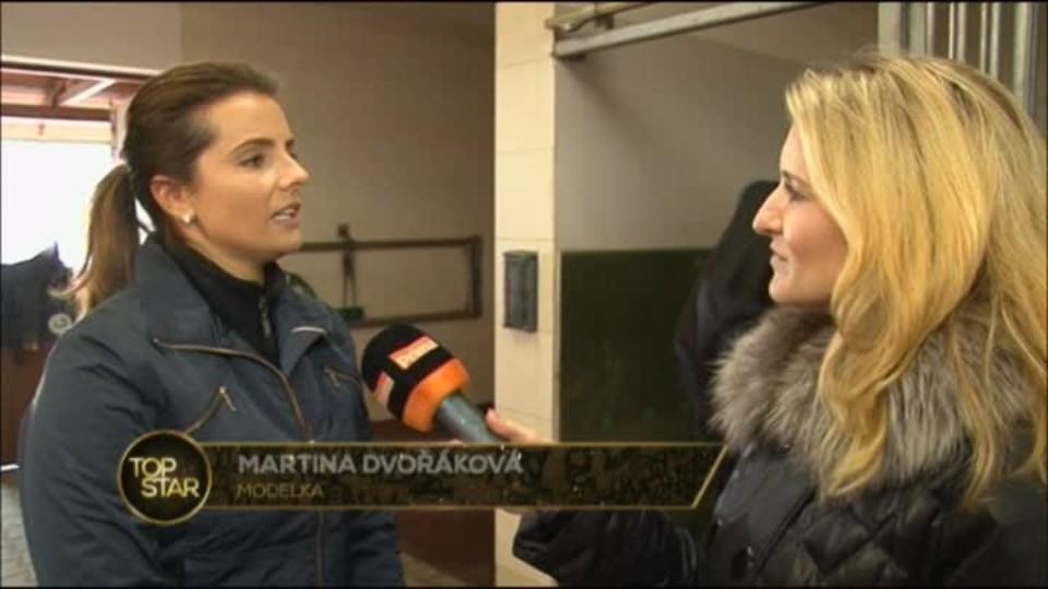 TOP STAR - Martina Dvořáková na koních