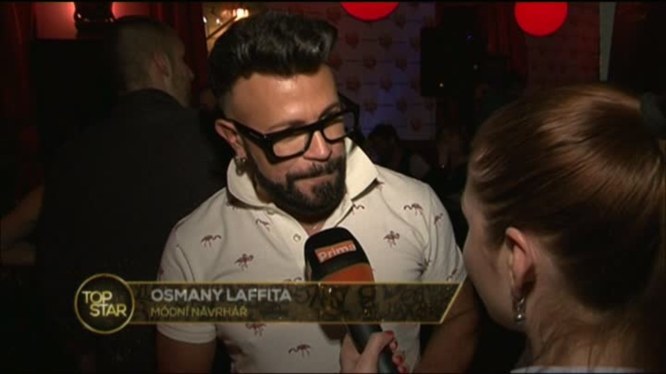 TOP STAR 17.4.2016 - Osmany Laffita deprese