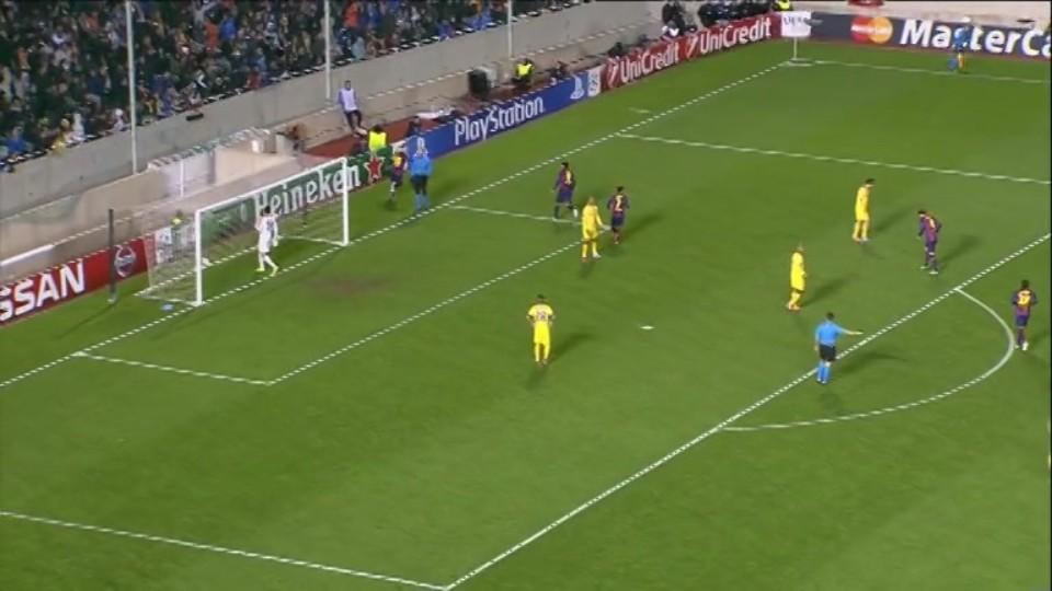 Gól - Messi 58 (25.11.2014)