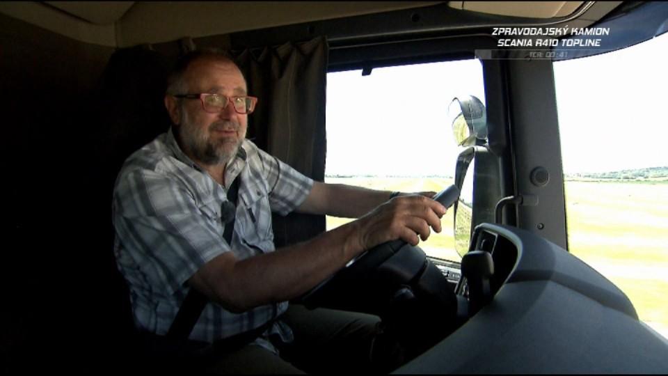 Zpravodajský kamion I.