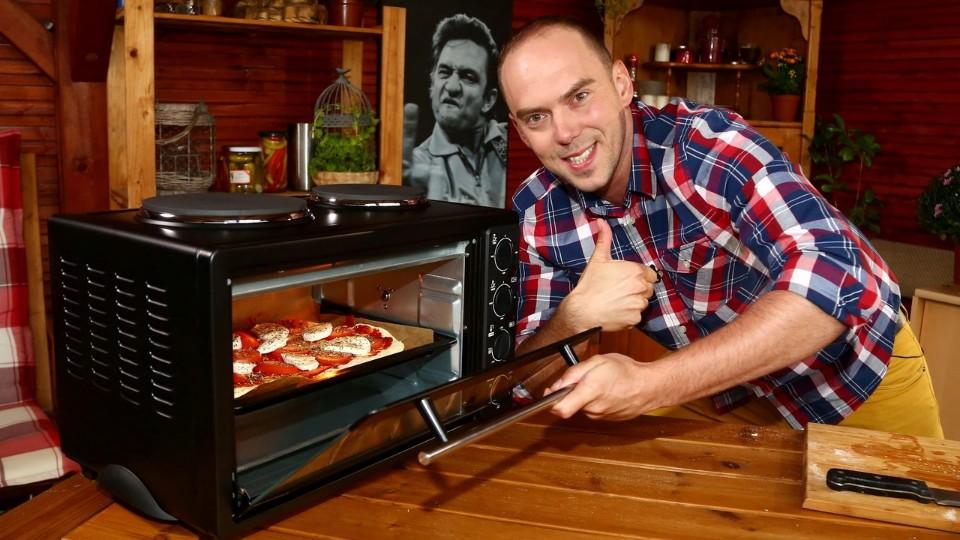 Vychytávky Ládi Hrušky - Rychlá a levná pizza