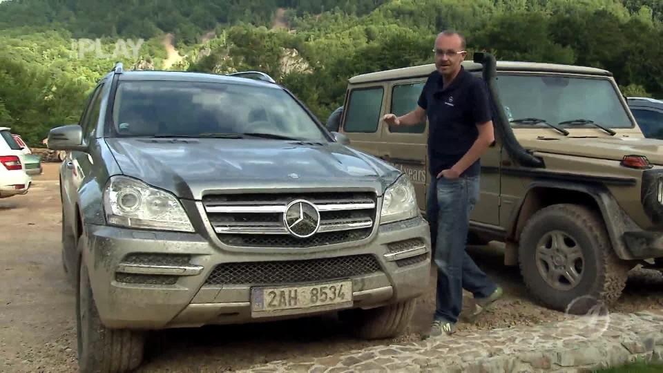 Mercedes-Benz GL 450 CDI 4Matic