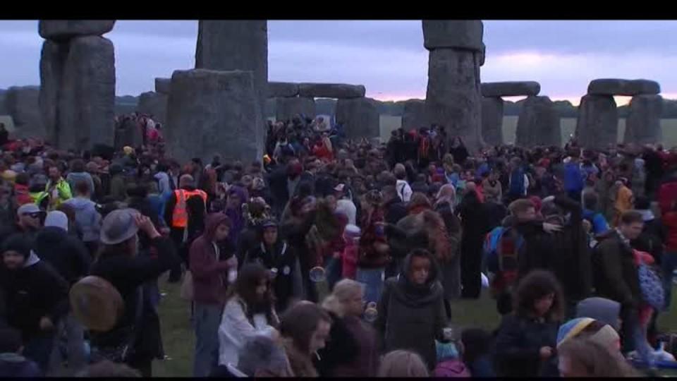 SVĚT: Jak stavěli Stonehenge