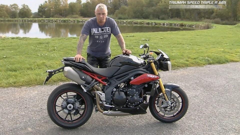 Triumph Speed Triple R ABS