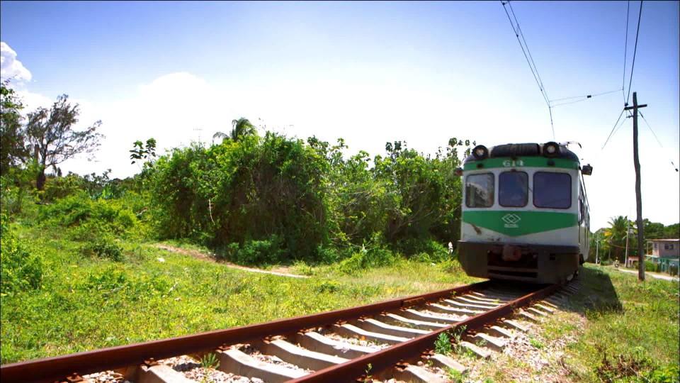Nejdrsnější vlaky světa (5) - upoutávka
