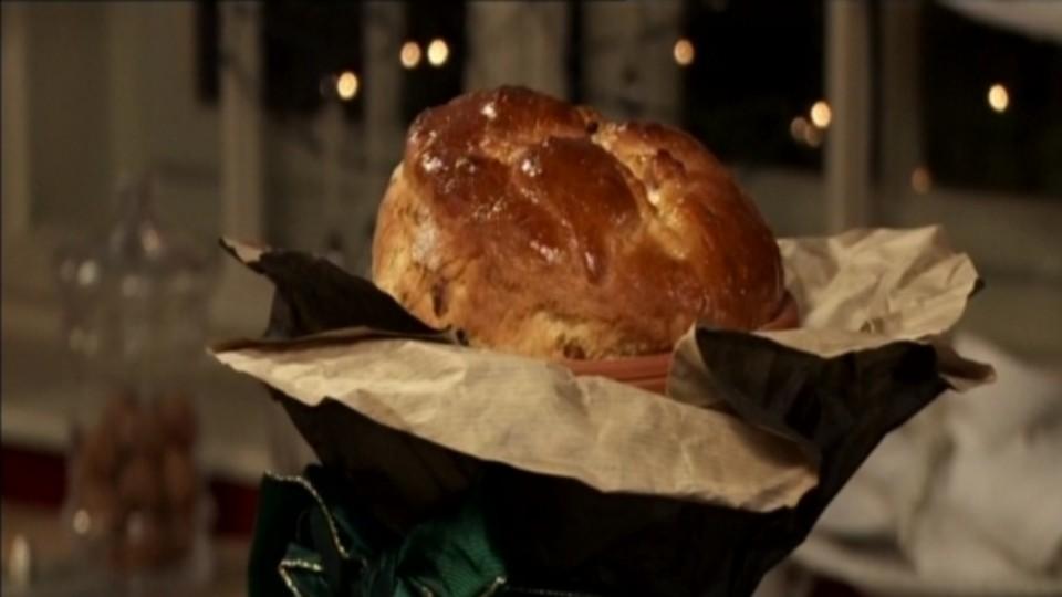 Vánoční pečení (4) - Italská panettone