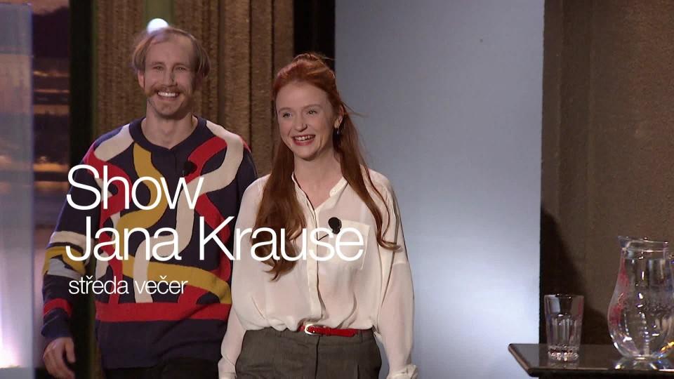 Show Jana Krause 2016 - upoutávka
