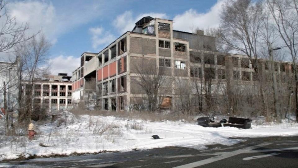 Ruiny Detroitu