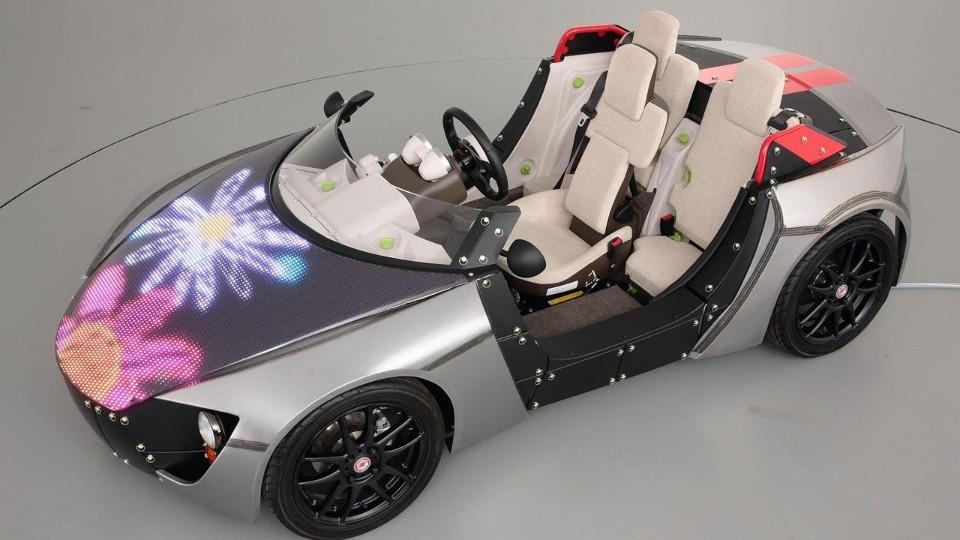Toyota Carmatte