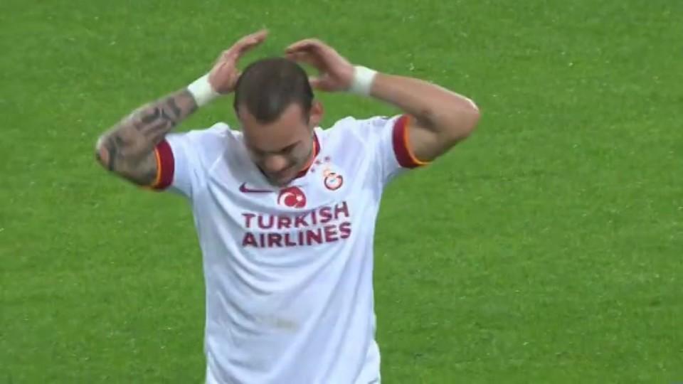Sestřih zápasu - Dortmund v Galatasaray (4.11.2014)