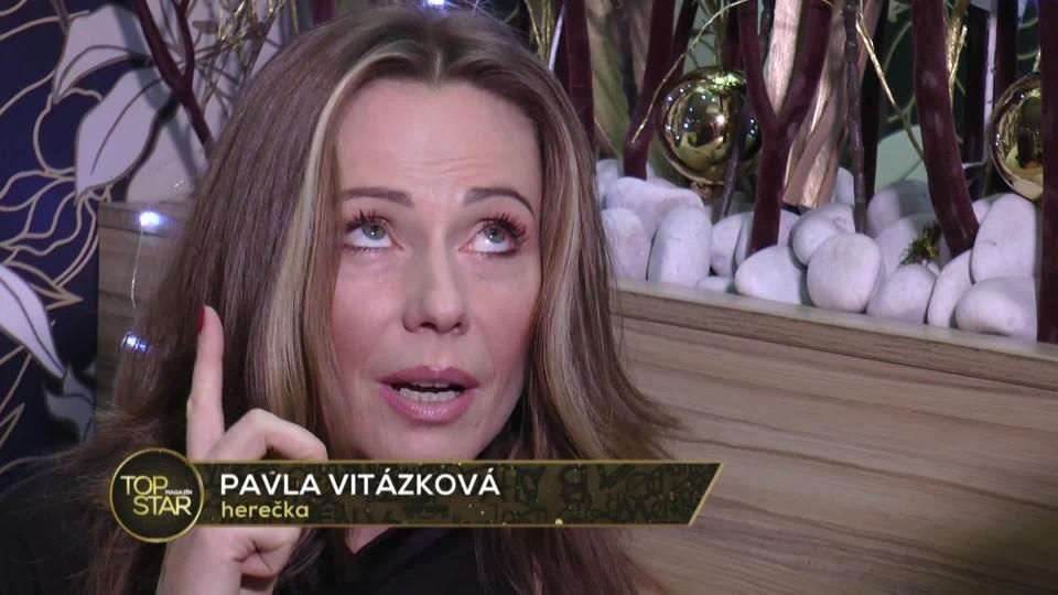 TOP STAR Magazín 2016 (3) - Pavla Vitázková