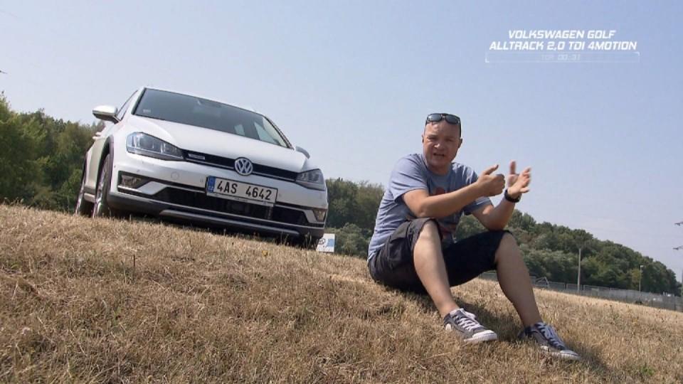 Volkswagen Golf Alltrack 2,0 TDI BMT 4Motion