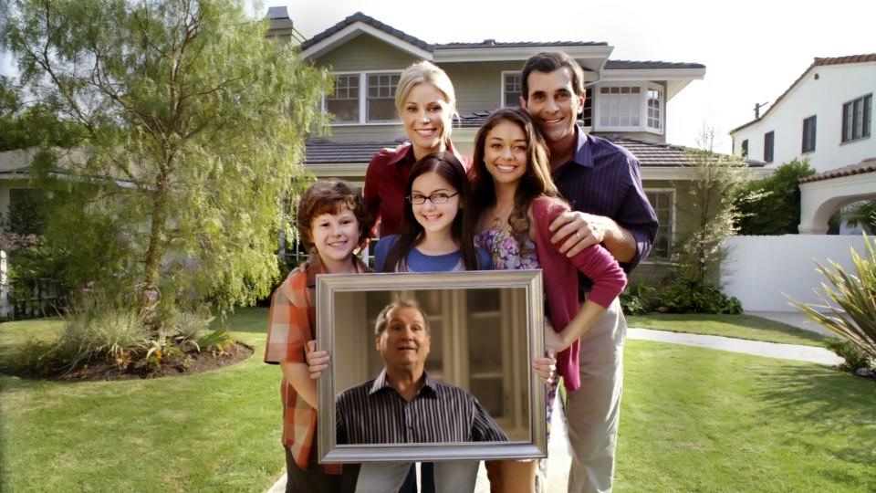 Prima Comedy Central - Taková moderní rodinka