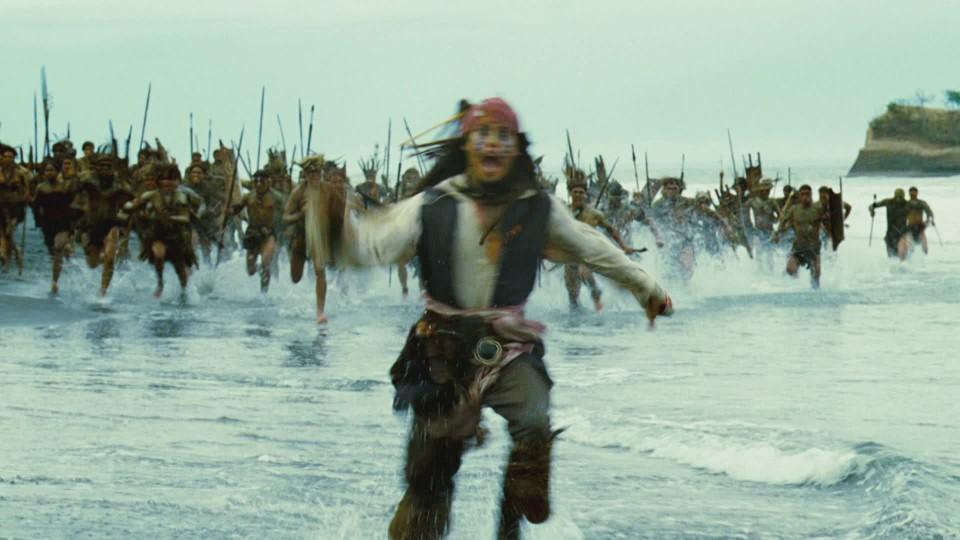 Piráti z Karibiku (Kompilát) - upoutávka