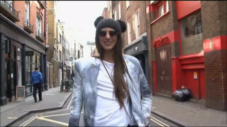 TOP STAR 24.2.2016 - London Fashion Week 2016
