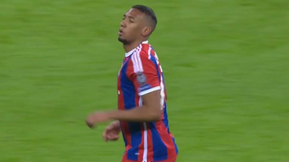 Sestřih zápasu - Bayern v CSKA Moskva (10.12.2014)