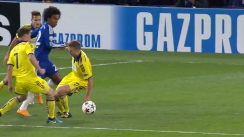 Penalta - Drogba 23 (21.10.2014)