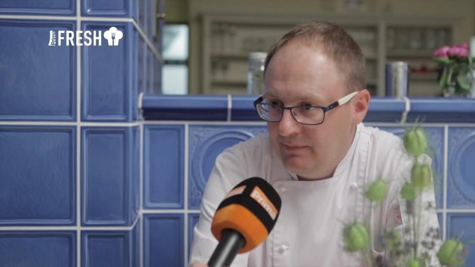 Rozhovor: David Radek, šéfkuchař restaurace Babiččina zahrada