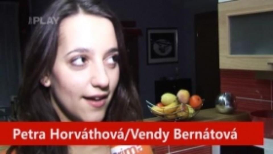 Cesty domů - Vendy Bernátová