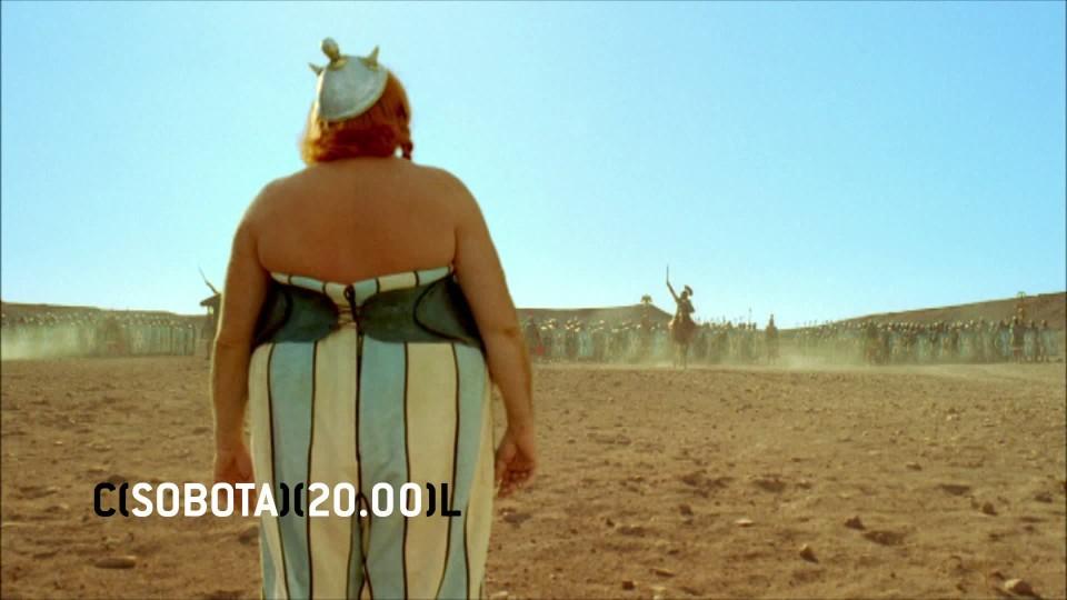 Asterix a Obelix: Mise Kleopatra - upoutávka