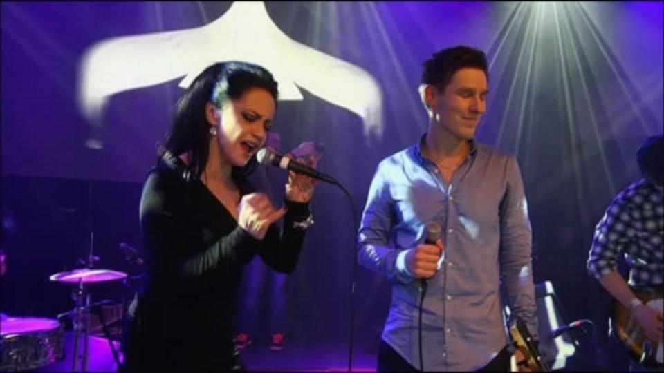 TOP STAR 22.2.2016 - Pavel Callta a Lucie Bílá