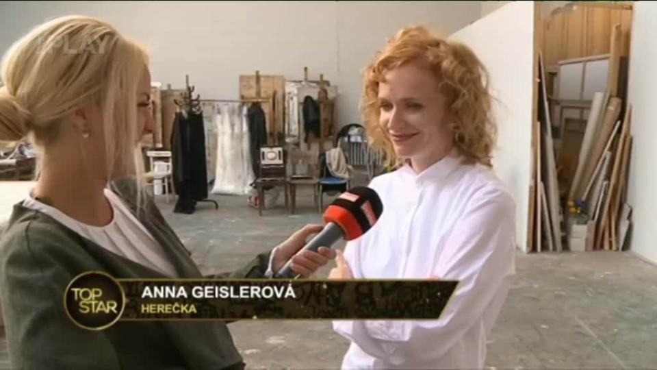 TOP STAR - Geislerová a Nesvadbová