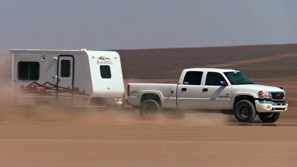 Nejrychlejší karavan
