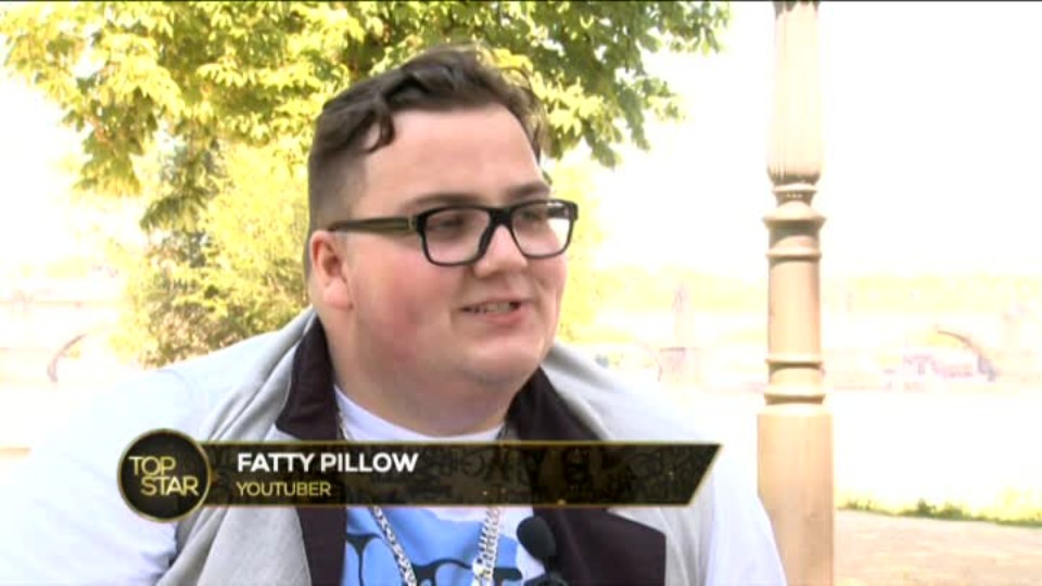 TOP STAR 16.6.2016 - Fatty Pillow o ženách