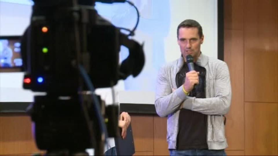 TOP STAR 16.2.2016 - Roman Šebrle rozhovor
