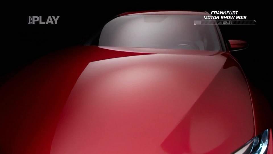 Frankfurt - Mazda
