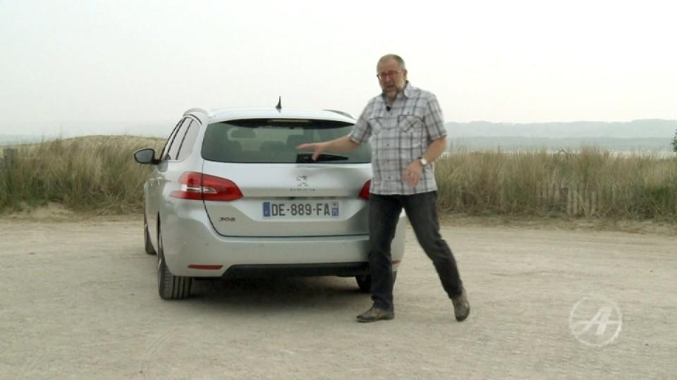 Peugeot 308 SW 1,2 e-THP 130k Allure