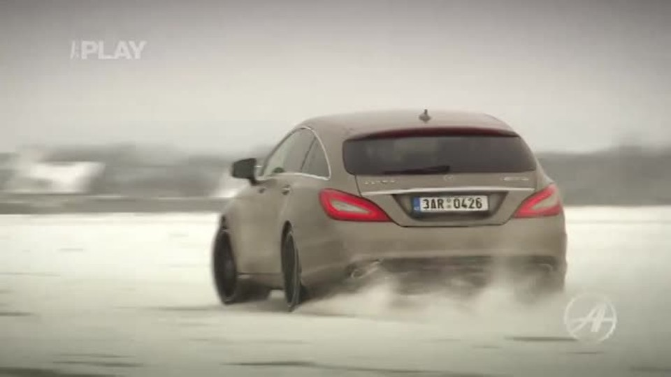 Mercedes-Benz CLS Shooting Brake 63AMG S4Matic I