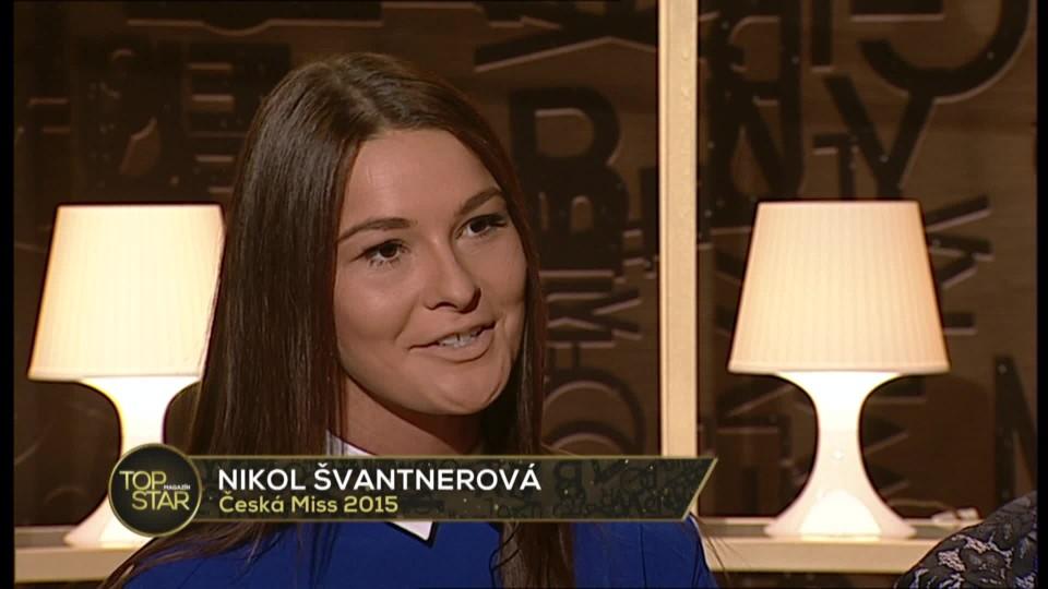 TOP STAR Magazín 2016 (11) - Nikol Švantnerová a Marcela Krplová ve studiu 2