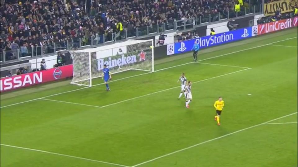 Sestřih zápasu - Juventus v Dortmund (24.02.2015)