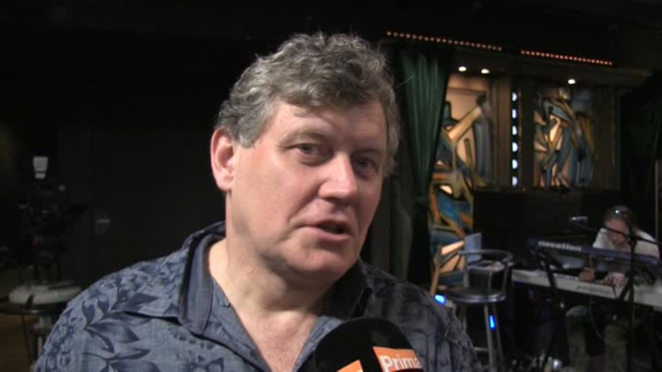Herec Miroslav Hanuš v SJK