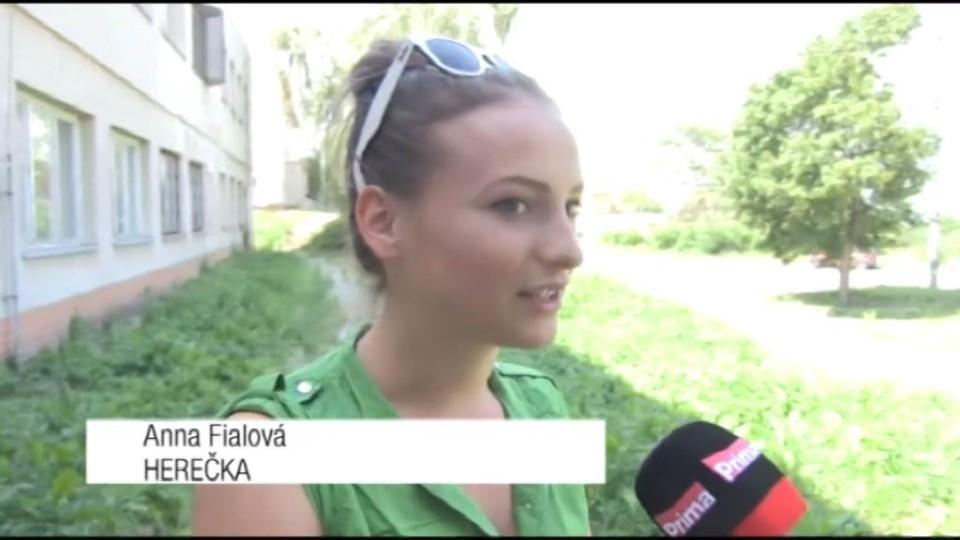 Julie Vlčková (Anna Fialová)