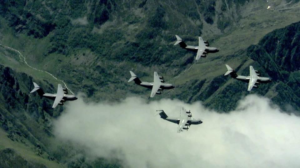Neobyčejná letadla (1) - upoutávka