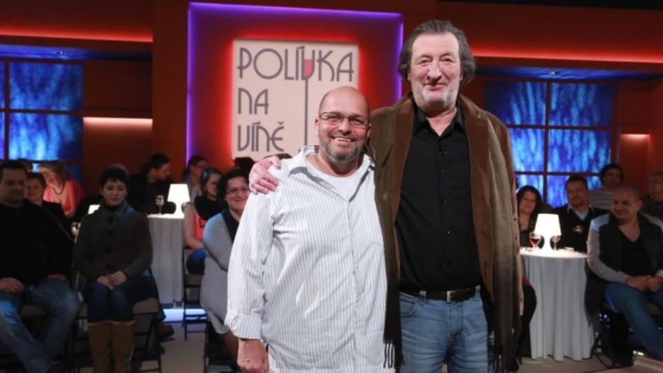 Polívka na víně - Pohlreich