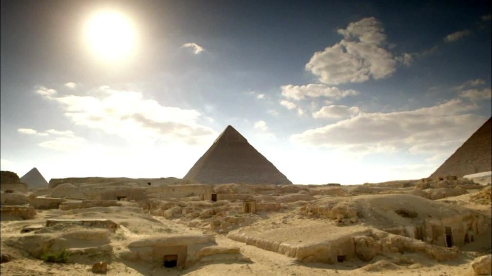 Poklady starověkého Egypta (1) - upoutávka