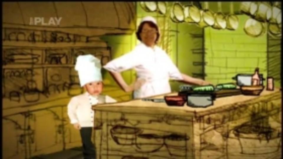 S Italem v kuchyni I (2)