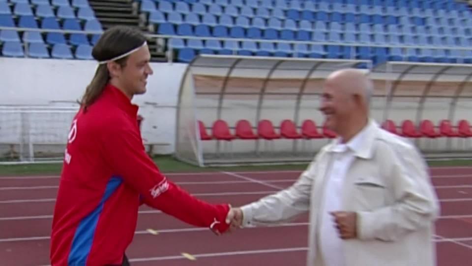 TOP STAR Magazín 2016 (36) - Tomáš Ujfaluši