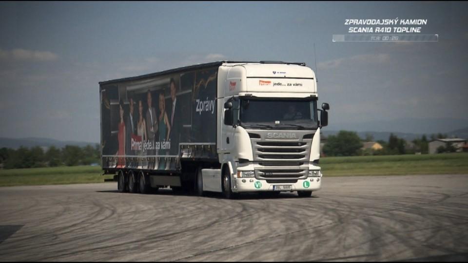 Zpravodajský kamion II.